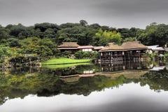 Hikone Castle σε Shiga, Ιαπωνία Στοκ φωτογραφία με δικαίωμα ελεύθερης χρήσης