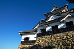 Hikone Castle Stockfoto