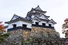 Hikone Castle Στοκ Φωτογραφία