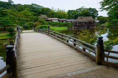 Hikone Castle in Shiga, Japan Stock Foto's