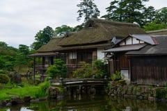 Hikone Castle in Shiga, Japan Stock Images