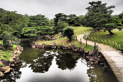 Hikone Castle in Shiga, Japan Royalty Free Stock Photo