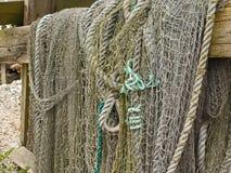 Hilado de la pesca Fotografía de archivo