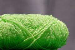 Hilado de lanas Foto de archivo libre de regalías