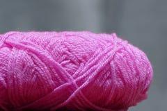 Hilado de lanas Imagen de archivo
