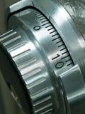 Hilandero seguro de la combinación de la cámara acorazada Foto de archivo libre de regalías
