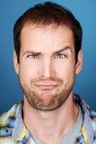 Hilarious face Stock Photos