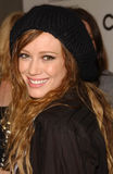Hilary Duff Stock Photo
