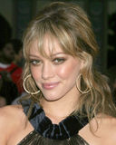 Hilary Duff Stockbilder