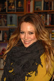 Hilary Duff Στοκ εικόνες με δικαίωμα ελεύθερης χρήσης