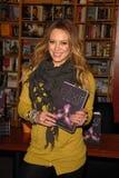 Hilary Duff Στοκ Φωτογραφίες