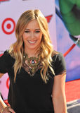 Hilary Duff Stockbild