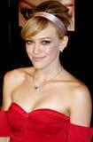 Hilary Duff Image libre de droits