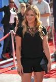 Hilary Duff Stock Image