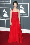 Hilary Hahn at the 51st Annual GRAMMY Awards. Staples Center, Los Angeles, CA. 02-08-09 Stock Photo