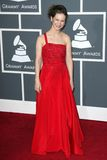 Hilary Hahn at the 51st Annual GRAMMY Awards. Staples Center, Los Angeles, CA. 02-08-09 Royalty Free Stock Photo