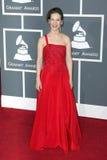 Hilary Hahn au cinquante-et-unième Grammy Awards annuel. Staples Center, Los Angeles, CA 02-08-09 Images stock