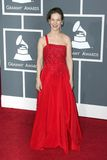 Hilary Hahn przy 51st Rocznymi grammy awards. Staples centrum, Los Angeles, CA. 02-08-09 Obrazy Stock