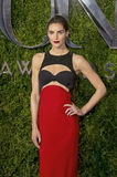 Hilary Rhoda Attends Tony Awards 2015 Fotos de archivo libres de regalías