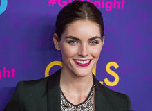 Hilary Rhoda Stock Image