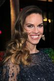 Hilary Swank Stock Images