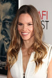 Hilary Swank Royalty Free Stock Photography