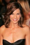 Hilary Swank photo libre de droits