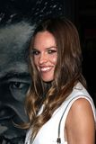 Hilary Swank images libres de droits