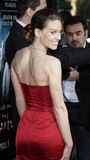 Hilary Swank image stock