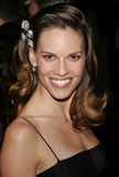 Hilary Swank. At the 2007 Paramount Pictures Golden Globe Award After-Party held at the Beverly Hilton Hotel in Beverly Hills, USA on January 15, 2007 royalty free stock photo