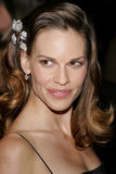 Hilary Swank. At the 2007 Paramount Pictures Golden Globe Award After-Party held at the Beverly Hilton Hotel in Beverly Hills, USA on January 15, 2007 royalty free stock photos