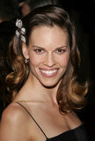 Hilary Swank. At the 2007 Paramount Pictures Golden Globe Award After-Party held at the Beverly Hilton Hotel in Beverly Hills, USA on January 15, 2007 stock photos