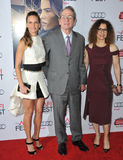 Hilary Swank & Tommy Lee Jones & Dawn Laurel-Jones Stock Image
