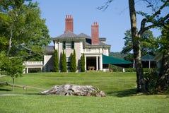 Hildene, Manchester Vermont Historic Home stock images