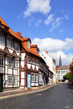 Hildesheim Stock Photo