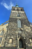 Hildesheim - St Andreas church Stock Images