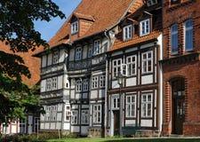 Hildesheim vieja Foto de archivo