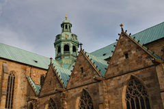 Hildesheimer Dom (Hildesheim Cathedral), Germany Royalty Free Stock Photo