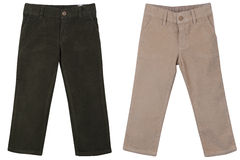 Сhildren's trousers Stock Photography