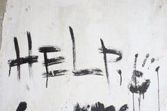 Hilfe Stockbilder