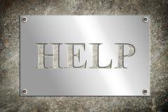 Hilfen-Rat lizenzfreie abbildung