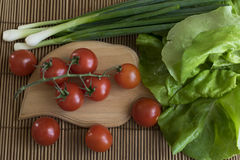 Hilfreiches Gemüse Stockfotografie