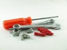 Hilfsmittel für irgendeinen Heimwerker Lizenzfreies Stockbild