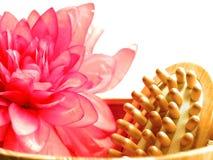 Hilfsmittel für Massage lizenzfreies stockbild