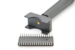 Hilfsmittel für Mikrochips. Stockbild
