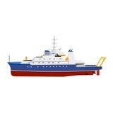 Hilfsschiff Lizenzfreie Stockbilder