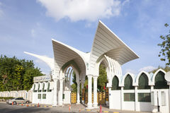 Hili Archaeological Park em Al Ain, UAE Imagem de Stock Royalty Free