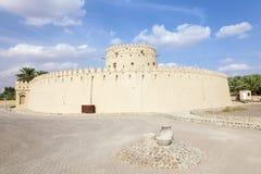 Hili Tower historique en Al Ain, EAU Photo libre de droits