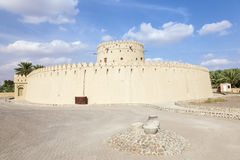 Hili Tower histórico em Al Ain, UAE Foto de Stock Royalty Free