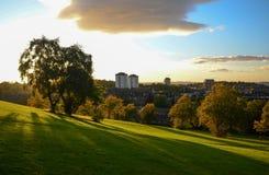 Hill πιατακιών του Paisley Στοκ Εικόνα
